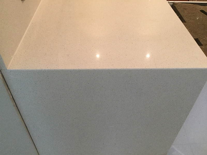 Stone Benchtop Joint Repair After
