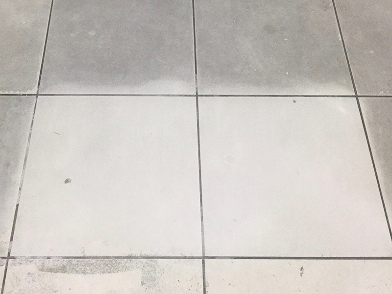 Stone Floor Cleaning Ceramic After