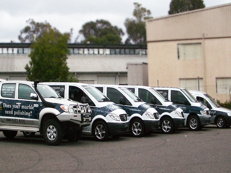 The Marble Man Fleet 2006