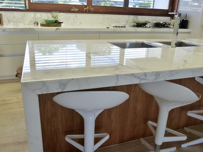 Admirable Stone Benchtop Sealing Marble Kitchen Benchtops Bathroom Squirreltailoven Fun Painted Chair Ideas Images Squirreltailovenorg