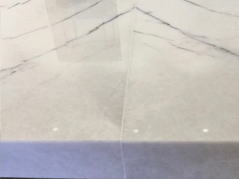 Marble Joint Repair After